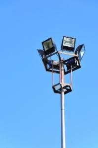 Outdoor Spotlight
