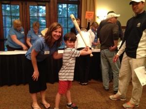 bat winner & Jana