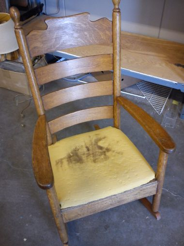 Chair (before)
