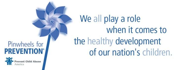 Pinwheel for Prevention