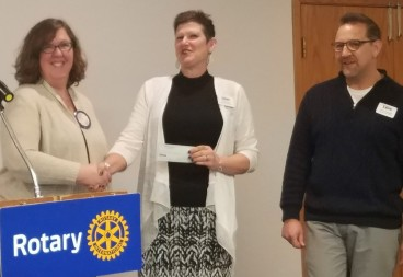 Rotary Foundation 2500 Grant March 2019